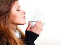 consumul de cafea