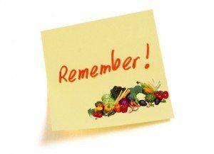 alimente pentru memorie