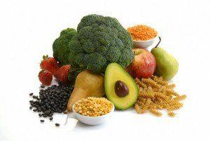 alimente bogate in fibre