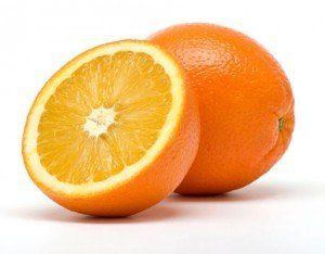 vitamine si minerale portocala