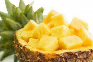 ananas proprietati