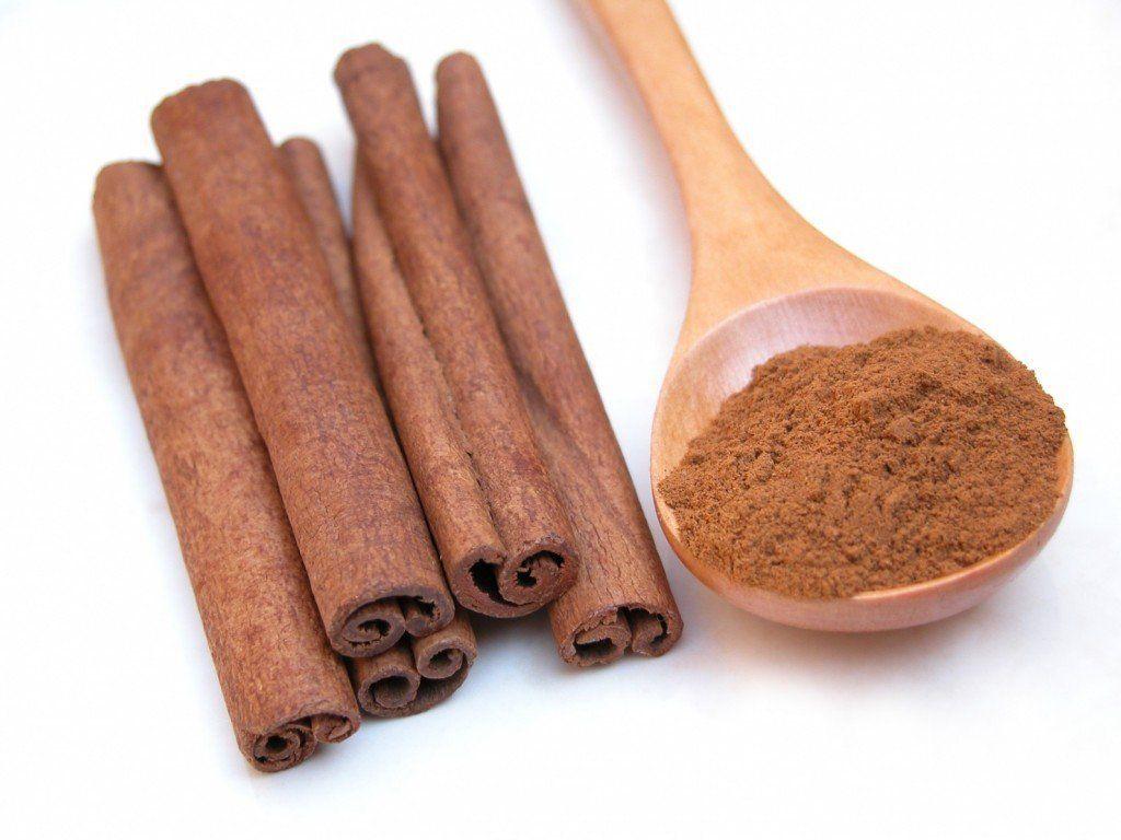 sticks and powder