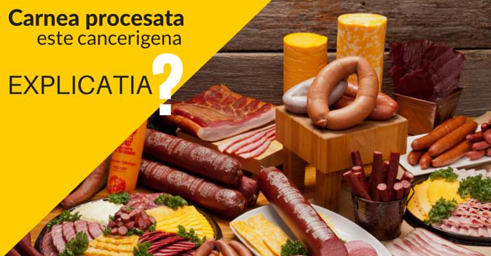 Explicatii pentru avertismentul OMS: carnea procesata este cancerigena