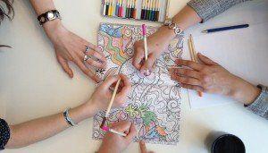 coloratul terapie antistres pentru adulti