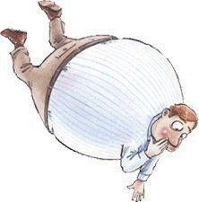 cum scapi de balonare