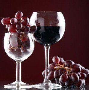 un pahar de vin
