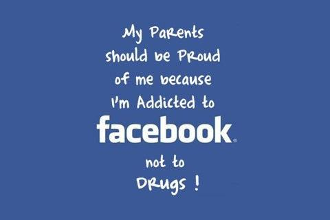 dependenta de facebook