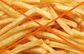 alimente de evitat