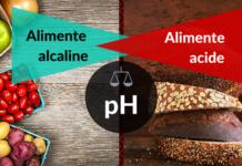 alimente alcaline