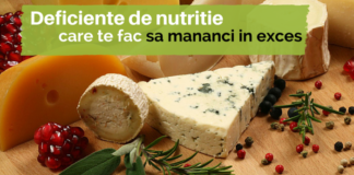 deficiente de nutritie care te fac sa mananci in exces