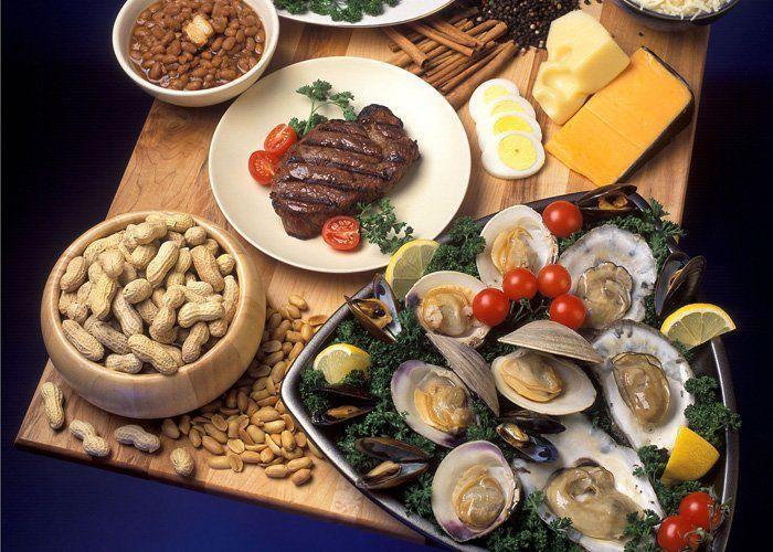 deficiente alimentare deficit de zinc