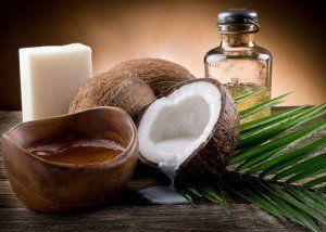 ulei de cocos pentru ten par