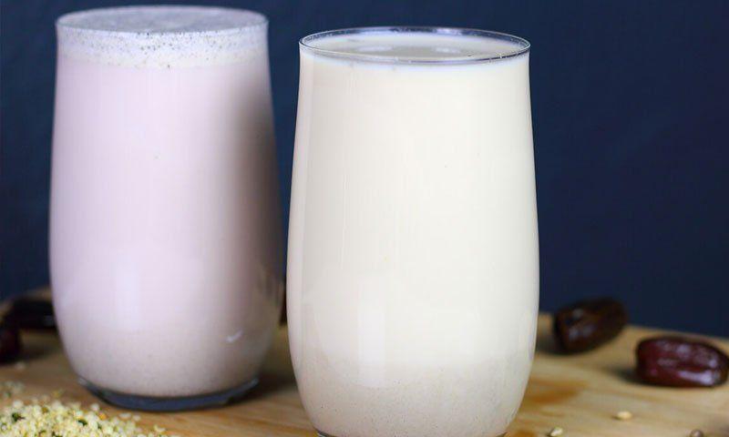 Lapte de canepa