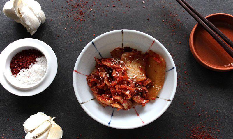 Kimchi (sau Kimchee)